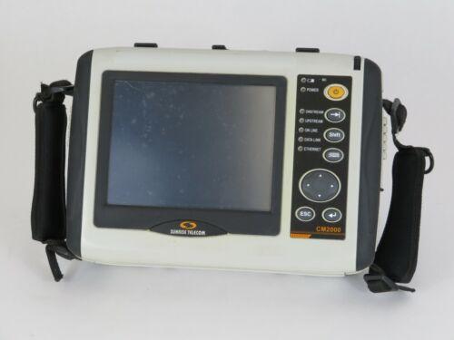 Sunrise Telecom CM2000 DOCSIS 2.0 Cable Modem Analyzer