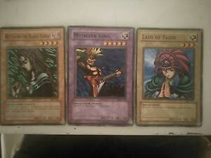 Yu-Gi-Oh cards: Musician King full set Valley View Salisbury Area Preview