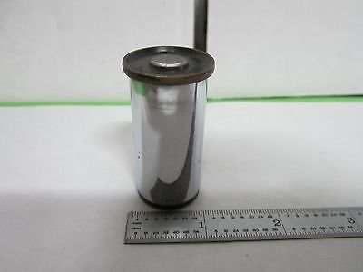 Antique Microscope Part Eyepiece 6x B Leitz Germany Optics K1-98ii