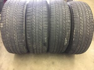 Clear out must go 235 55 19 Michelin latitude all season $200