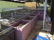 Garden Centre Display Tables & Nursery Trolleys Armidale City Preview