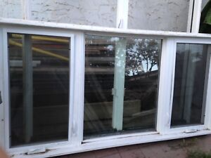 Window with with opener casement