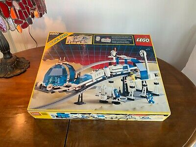Lego 6990 Monorail Space - New In Box - NOS - Vintage 80s