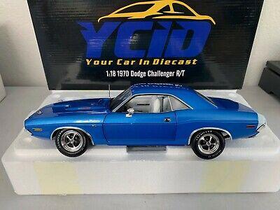 1/18 SCALE, HWY61/YCID, 1970 DODGE CHALLENGER R/T, BLEM CAR, READ BELOW!