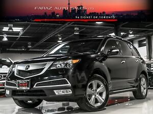 2012 Acura MDX TV/DVD|NAVI|BLINDSPOT|REAR CAMERA|LOADED