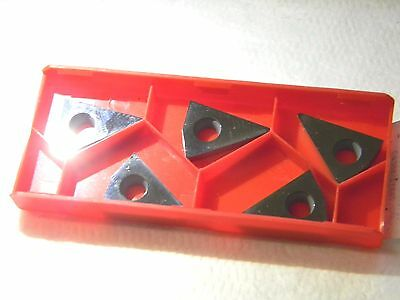 Dorian Tool Triangle Positive Inserts Box of 5 TDEX-250408-EN-DK25M