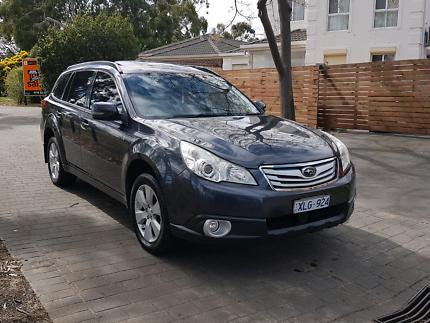 2009 Subaru Outback Premium Auto