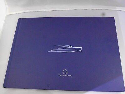 Buch Broschuere Ocean Class 65, Greenline Yachts