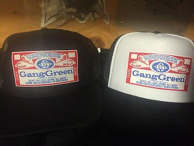 Gang Green Hat kbd punk poison idea minor threat bad brains circle jerks dri sod - Brain Hats