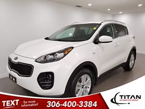 2017 Kia Sportage AWD|CAM|HTD Seats|Alloys