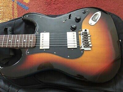 Stratocaster HH Custom in Tobacco Sunburst - Iron gear pickups