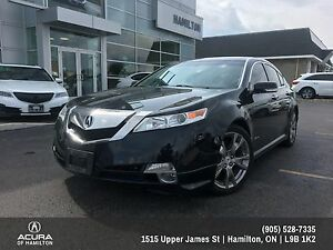 2010 Acura TL ALL WHEEL DRIVE! NAVIGATION! A SPEC! 6 SPEED MA...