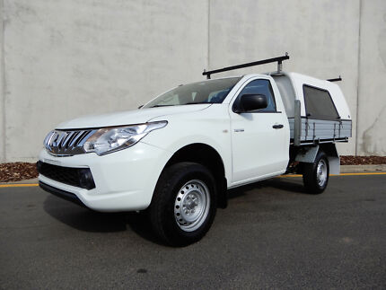 Mitsubishi TRITON  Utility Bell Park Geelong City Preview