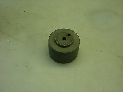 56mm Flat Belt Pulley For A Mikron 79 Gear Hobbing Machine