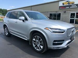 2018 Volvo XC90 T6 Inscription 7 Pass Panoramic NAV