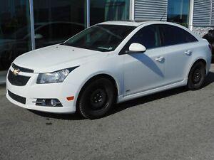 2012 Chevrolet Cruze LT Turbo **RS**AUTOMATIQUE**TOIT**MAGS**BLU