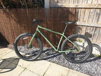 Genesis longitude bike packing Large