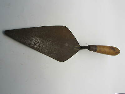 Vintage Johnson 10 Trowel For Concrete Tool