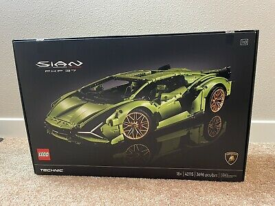 Brand New Lego Technic Lamborghini Sián FKP 37 (42115)