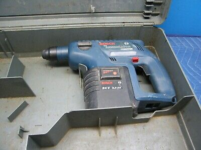 Bosch 11225vsr Anhillator Rotary Hammer Drill 11524 0611256259 Sds Plus W Case