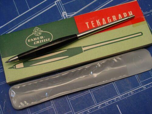 "Vintage A W FABER CASTELL ""TEKAGRAPH 9603"" Mechanical Drafting Leadholder Pencil"