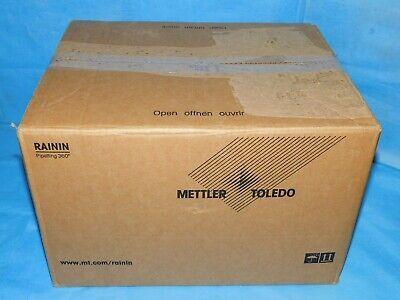 Rainin Mettler Toledo 17005875 Pipet Tips 250ul Case Of 9600 5 Units Ss-l250 New