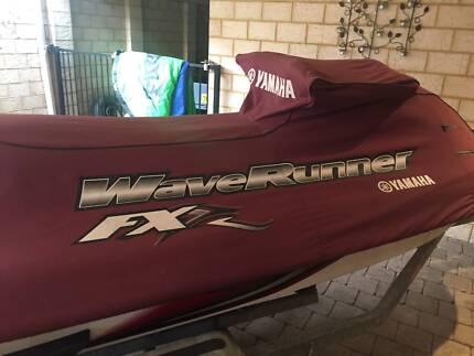 Yamaha 140 FX with  engine rebuild