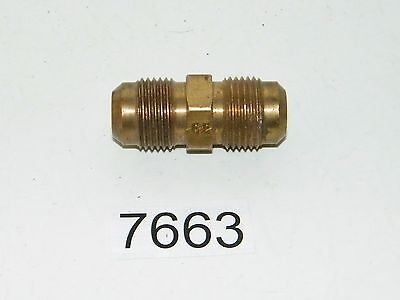 Brass Male Flare (Brass Male Flare Union 5/8