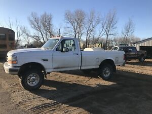 1993 f350 diesel sell or trade