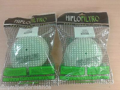 2 X HIFLO AIR FILTER   <em>YAMAHA</em> YZ 250   2007 2008 2009 2010 2011   HIFL