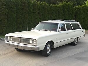 1967 dodge coronet station wagon