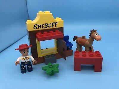 LEGO Duplo 5657 - Duplo - Toy Story: Jessie's Roundup - Complete - 5657 - No Box