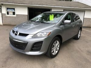 2010 Mazda CX-7 All Wheel Drive NEW MVI