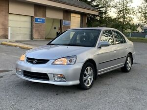 2004 Acura EL - Leather - Low KMs - Keyless Entry