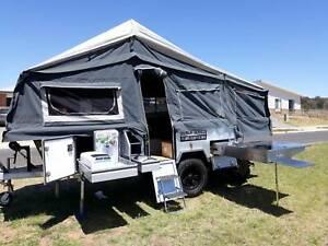 Black series off road Camper