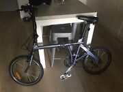 Fold up bicycle for sale. Onipax r6 folding bike  Richmond Yarra Area Preview