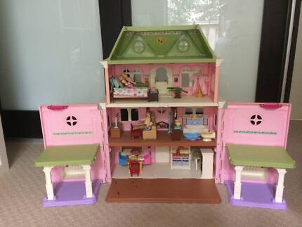Dolls House Fisher Price