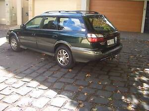 SUBARU OUTBACK H6 WAGON 1 OWNER FULL HISTORY MY03 College Park Norwood Area Preview
