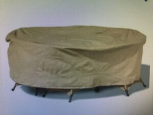 Round Patio Table Cover