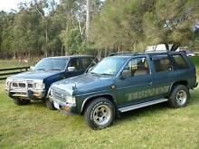 Nissan D21 Terrano / Pathfinder TD27Turbo cars & parts Pakenham Cardinia Area Preview