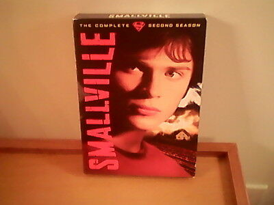 Smallville: The Complete Second Season, Warner Bros, DC Comics