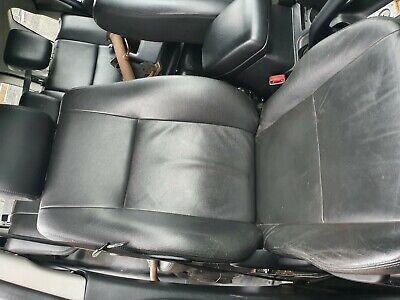 Suzuki grand vitara leather seats