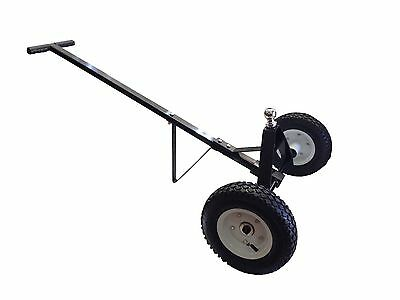 Heavy Duty Camper Trailer Dolly 600lb Capacity With 12 Pneumatic Tire