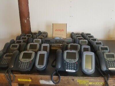 Avaya Office Ip 500v2 Complete Phone System W 27 Handsets Cisco Poe Switch