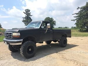 1995 Ford F-250 7.3 5 Speed