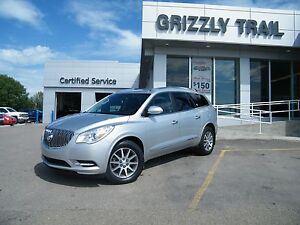 2014 Buick Enclave Leather Heated Leather seats