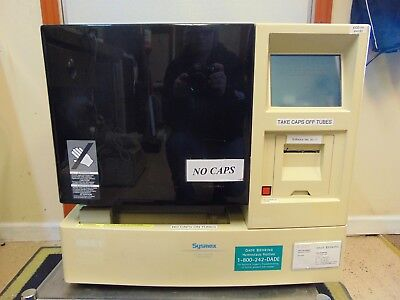 Sysmex Ca-500 Series Automated Blood Coagulation Analyzer Powers On Rh183bx
