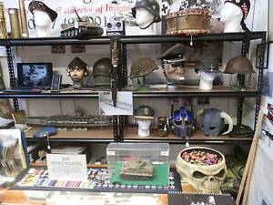 AAA Militaria & Army SURPLUS & COLLECTABLES Fremantle Fremantle Area Preview