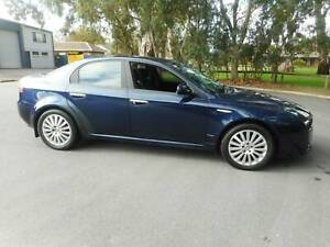Alfa Romeo 159  JTS 2.2L Melrose Park Mitcham Area Preview