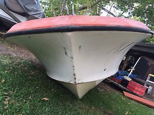 Fiberglass boat Mona Vale Pittwater Area Preview